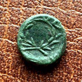 Пантикапей. Тетрахалк. 180-170 гг. до н.э.