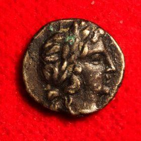 Пантикапей. Диобол. 150-140 гг. до н.э.
