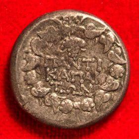Пантикапей. Дидрахма. 90-80 гг. до н.э.