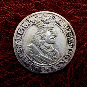 Данциг. Орт 1658 г.