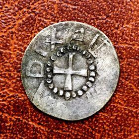 Тевтонский орден. Шиллинг 14 век