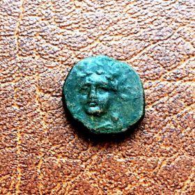 Иония. Монета Милета. 380-300 гг. до н.э.