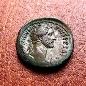 Антонин Пий. Сестерций. 138-161 гг.