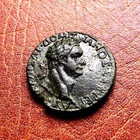 Домициан. Сестерций. 81-96 гг.