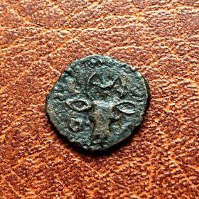 Аспрокастро. Полугрош. XV век