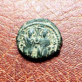 Юстин II. 565-578 гг.