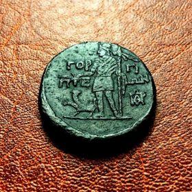Горгиппия. Обол 90-80 гг. до н.э.