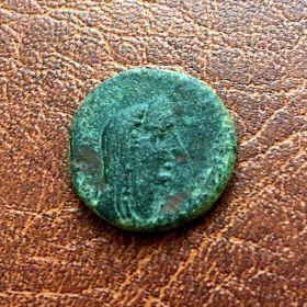 Агриппия (Фанагория). 8 унций. 37-38 гг. н.э.